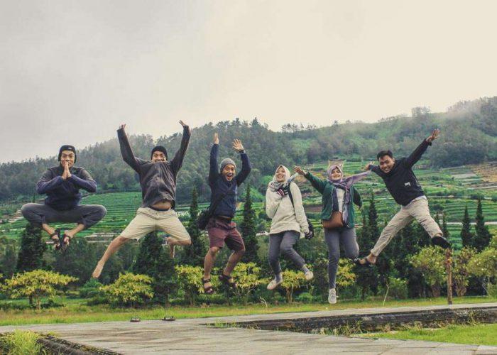 open trip dieng plateau murah