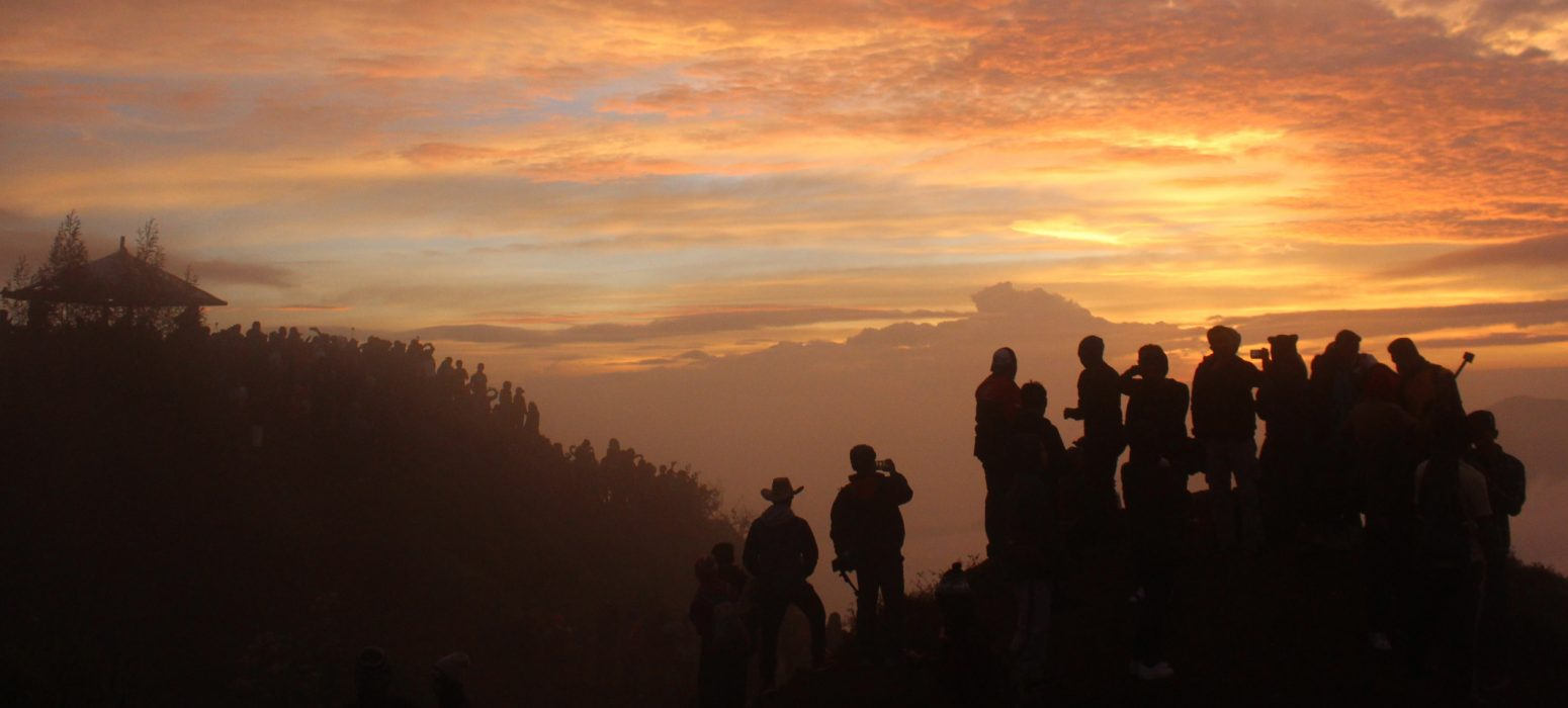 paket group dieng plateau