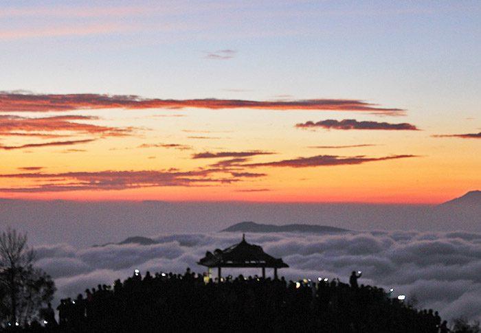 trip dieng plateau wonosobo