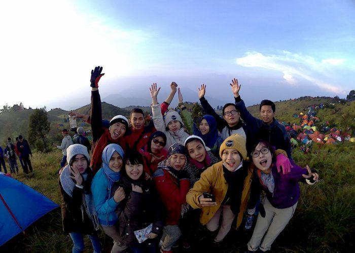 Open Trip Gunung Prau
