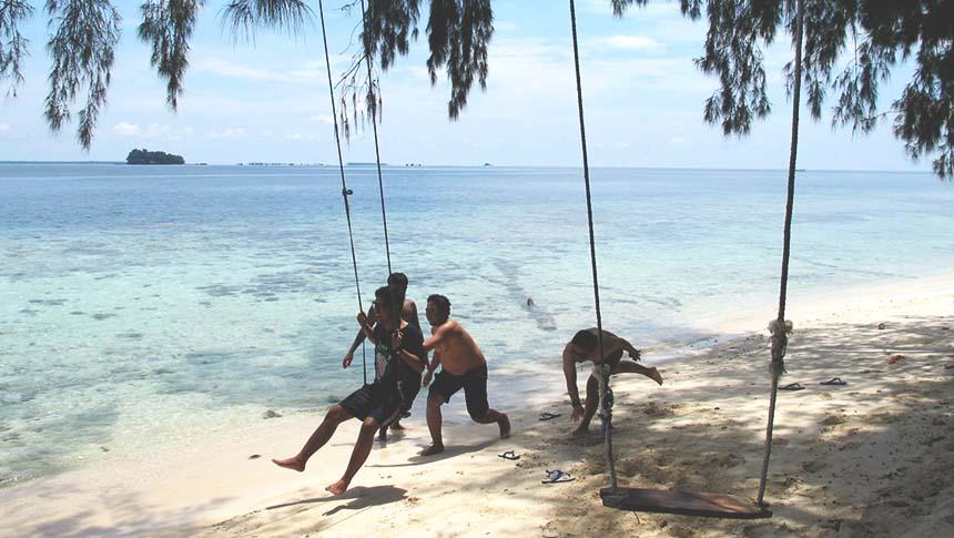 trip pulau harapan murah