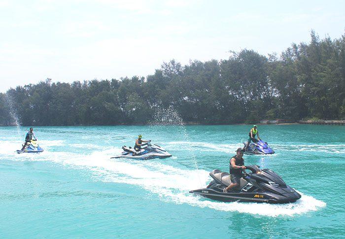 trip pulau pramuka murah