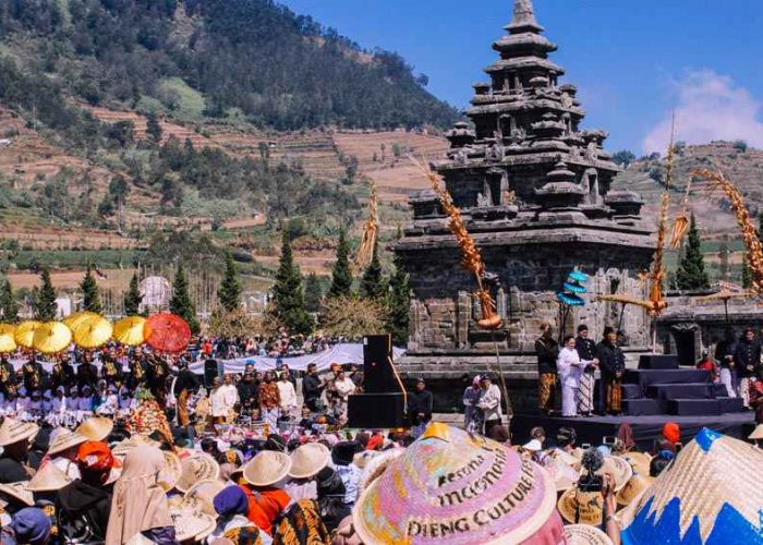 open trip dieng culture festivsl 2020