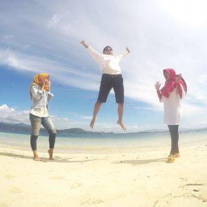 trip pulau pahawang